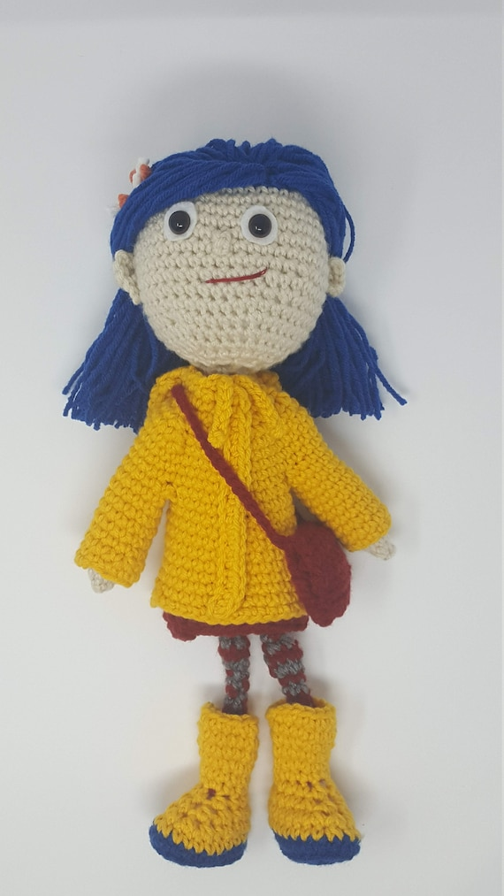 Coraline Doll Etsy