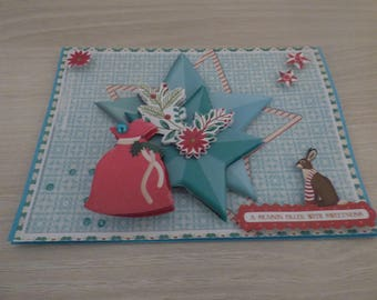 RELIEF SPECIAL CHRISTMAS CARD