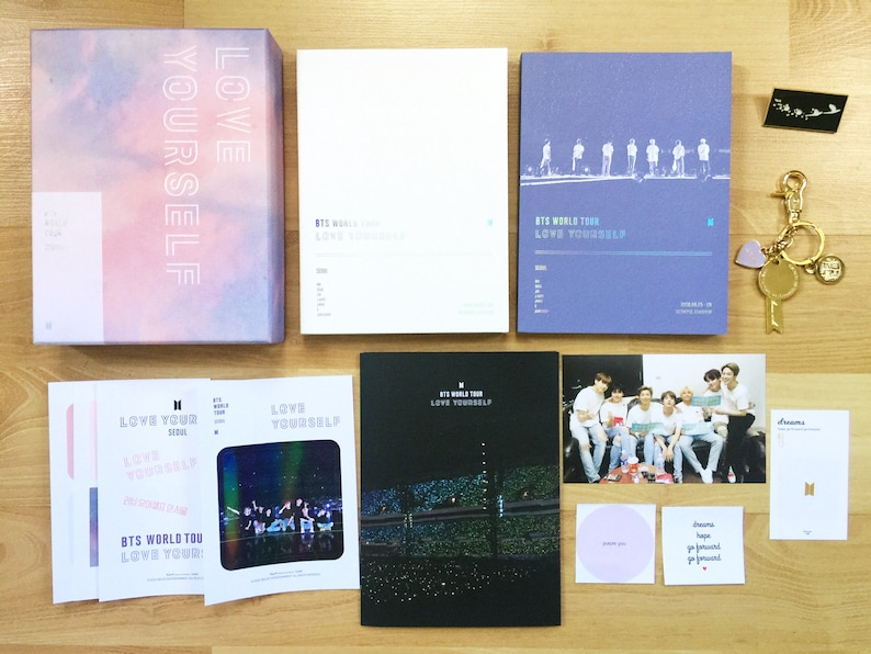 Bts love yourself world tour in seoul dvd download