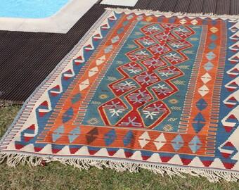 Fußboden Modern Quilt ~ Fußboden teppiche vintage etsy de
