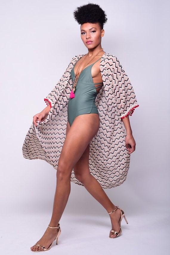 44d16369d4789 Mocha long kimono chiffon kimono swimsuit cover up boho