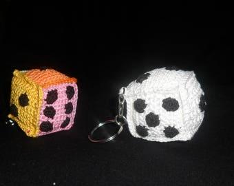 key of 100% cotton yarn crochet