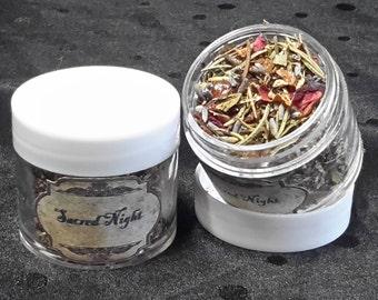 Sacred Night Incense - Herbal Blend