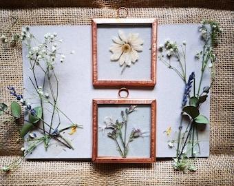 Cheaper BY BULK  - Wedding Favours - Botanical Copper Frames!