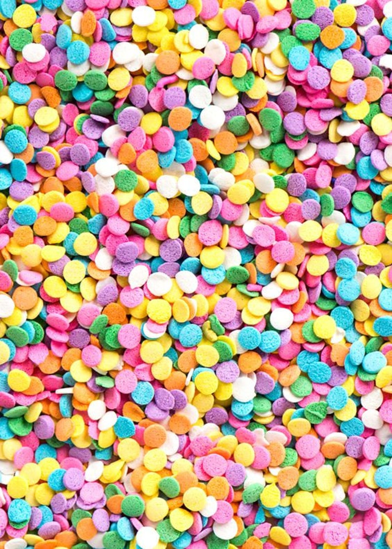 Christmas Holiday Magic Edible Confetti Quins Party Sprinkles U Pick The Amount
