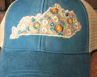 84e62c6e48f Kentucky Hats. Can do all states!!!
