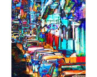 Home Decor, Wall Art, Contemporary Art, Fine Art Print, Americana, Colorful, Fine art Photography, Glicee Prints, abstract art, Original art