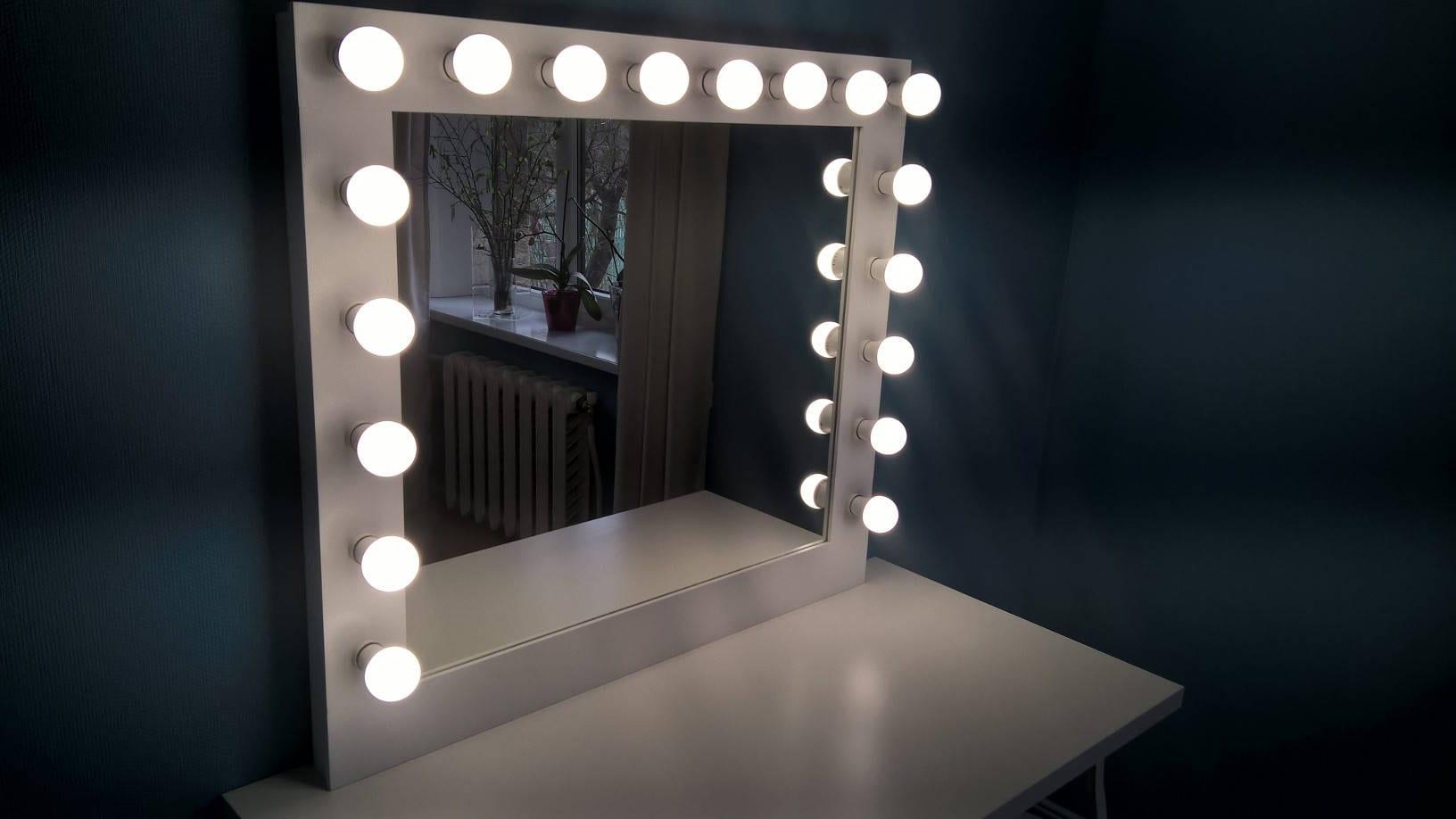 Make Up Spiegels : Große hollywood eitelkeit spiegel make up spiegel mit etsy