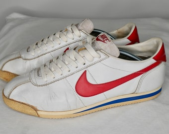 best cheap 71c44 c6162 Vintage Nike cortez leather 1982 forrest gump