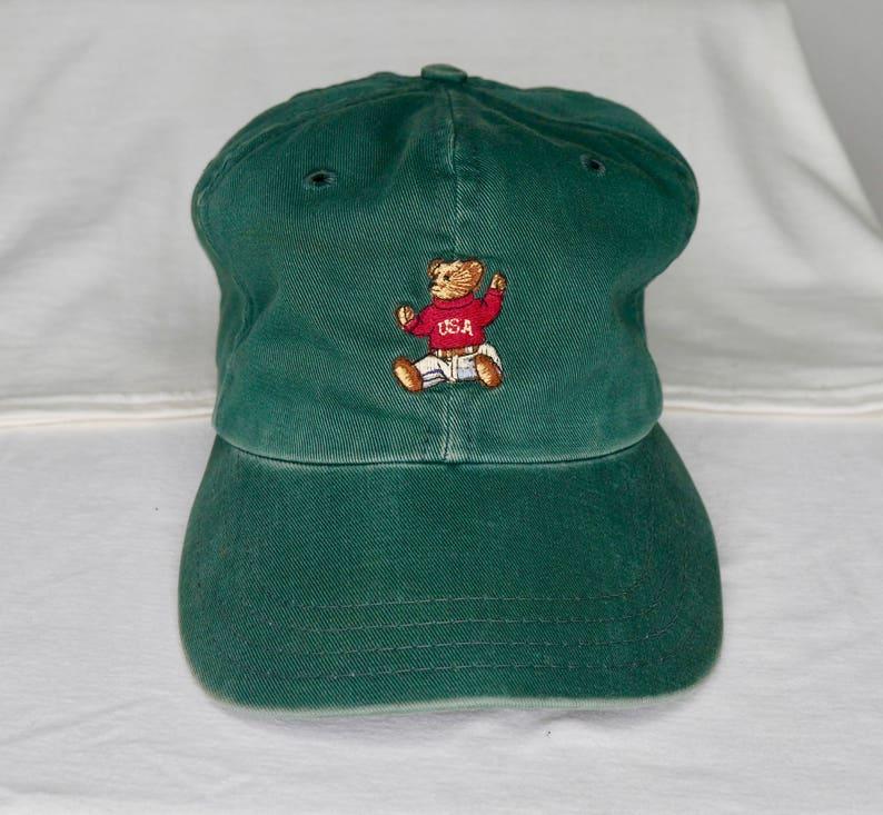 Lolife Bear RalphEtsy Polo Cap Pwings Stadium Sailing Vintage MpqSGVzU