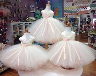 Floor Length Tutu Dresses