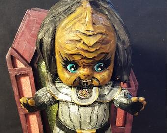 Klingon Kewpie Doll