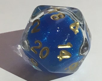 Magic Swirling Dice!