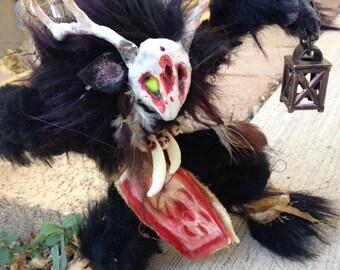 Poseable Art Doll- Heulwen Pan, Spirit of the Forest
