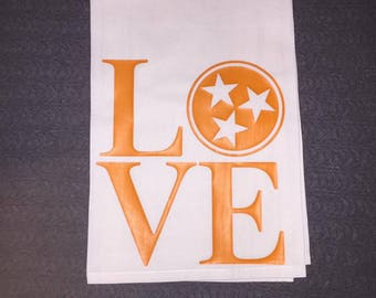 Tri Star TN Love Kitchen Hand Towel