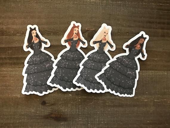 Halloween die cuts  planner die cuts  planner girl die cuts  Halloween stickers