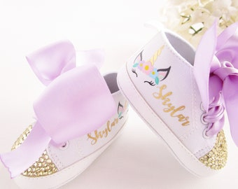 Unicorn Baby Girl Shoes 96421fbb8bf8