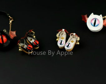 Devil's Eye Style Shoes & Bagfor Blythe/DAL/Pullip/AzoneS/momoko/licca/holala/OB 11/Middie Blythe/GSC