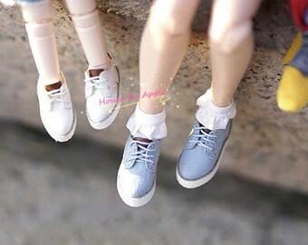 Classic Canvas Board Shoes for Blythe/Holala/LatiYellow/DAL/Pullip/Azone/momoko/JB/Jenny/Pukifee/licca/Molly/OB11/MiddieBlythe/GSC