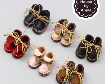 6 colour Short Boots shoes for Blythe/DAL/Pullip/Azone/momoko/Jerryberry/Licca