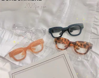 4 colours Sunglasses For Neo Blythe!!!Doll Miniature/Cute Glasses/Flower Glasses/Doll fashion for Blythe Doll Sunglasses
