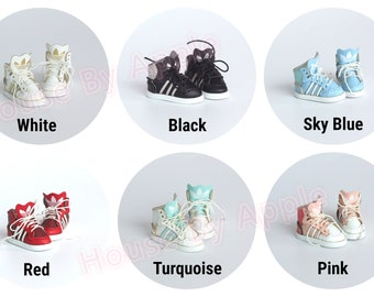 PreOrder!Doll shoes/Sportshoes/Sneaker/Hi-top shoes for Blythe/LatiYellow/DAL/Pullip/Azone/momoko/Jerryberry/pukifee/licca/middieBlythe/OB11