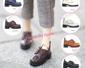 Derby Shoes for Blythe/DAL/Pullip/Azone/momoko/OB24/licca/Molly/OB11/MiddieBlythe/GSC