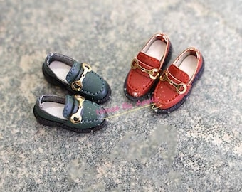 Classic Loafers Shoes for OB24 Blythe/OB22/LatiYellow/Azone/momoko/OB11/P9/GSC