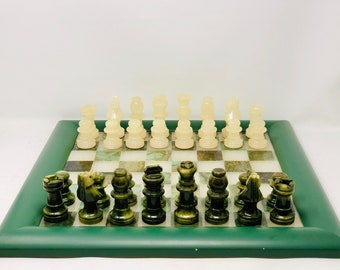Chess Emerald Art Italy