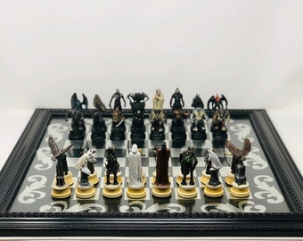 Chess Lord of the Rings. 2nd Game.