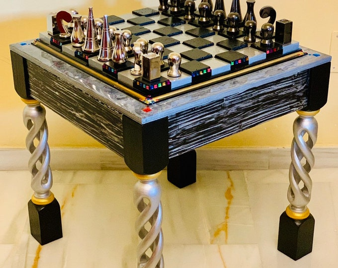 Featured listing image: Surrealist Chess table Man Ray