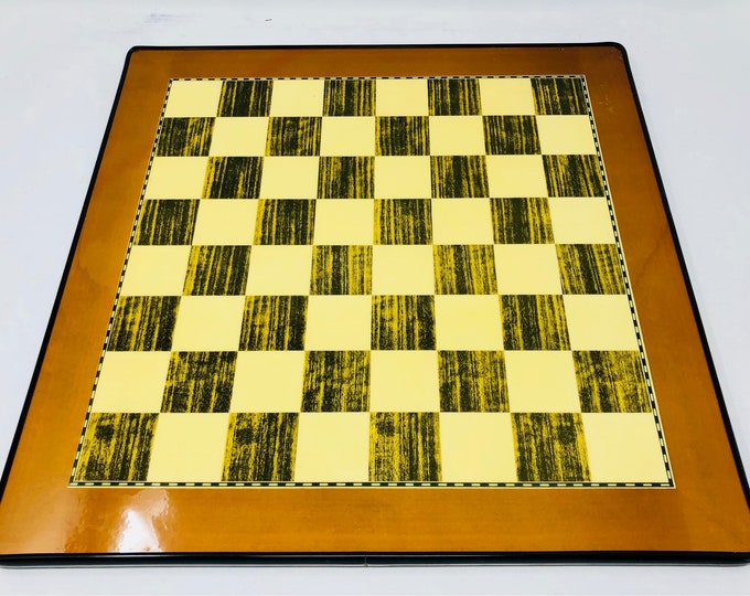 Chessboard. Fantasy pieces.