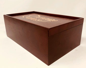 Vintage Chess Classic Box