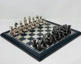 Chess Bonn Staunton Metal