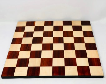 Chess Board Ebony / Padauk