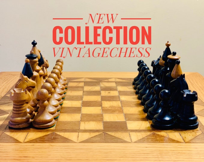 Featured listing image: Art Deco Chess