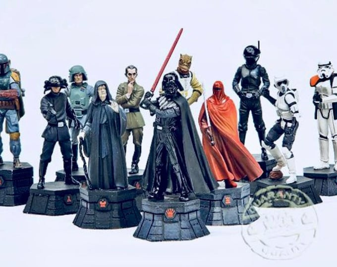 Featured listing image: Star Wars Chess Oficial Lucasfilm
