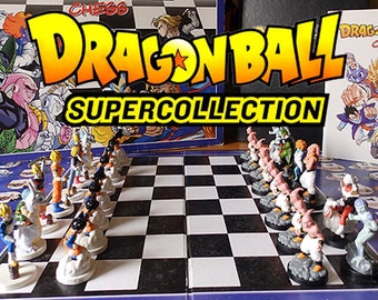 Chess Dragon Ball Z Colletion