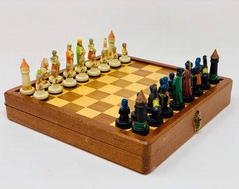 Chess Anri Toriart Charlemagne
