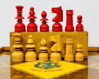 Art Nouveau Chess