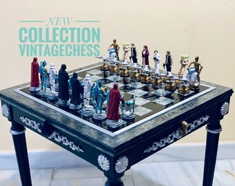 Star Wars Chess Table