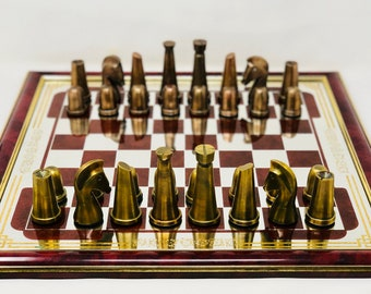 Chess abstract Design Paris