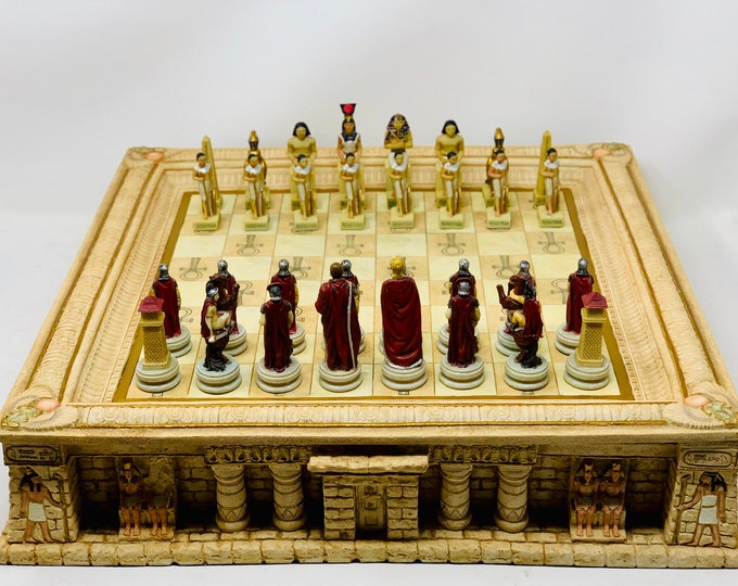 Featured listing image: Chess Ancient Egypt