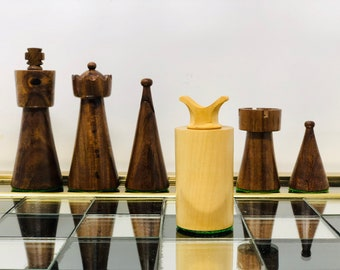 Art Deco Chess