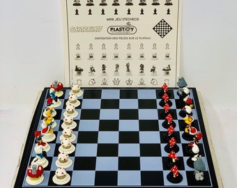 Official Chess The Smurfs