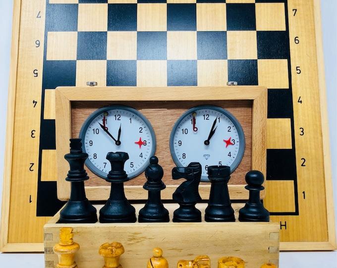 Old Spanish Casino Chess