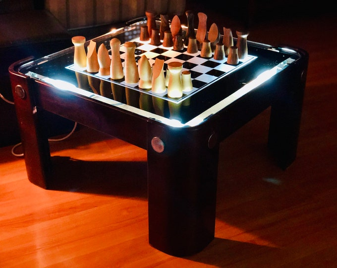 Featured listing image: Art Deco Chess Table