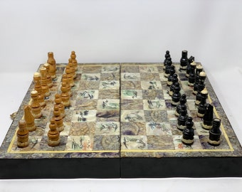 Chess Dragon Flakes Fujian