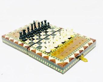 Travel Chess Box