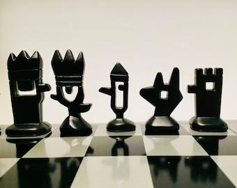 Chess Avant-garde Art
